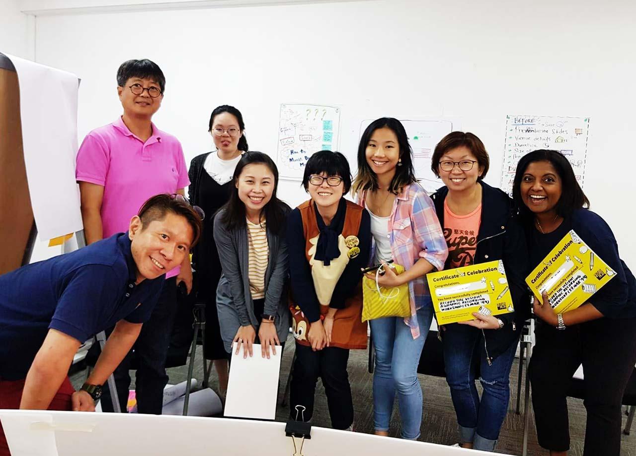 Let's Draw Together! A Journalling Workshop