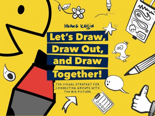 Let's Draw, Draw Out, and Draw Together (PRINT edition)