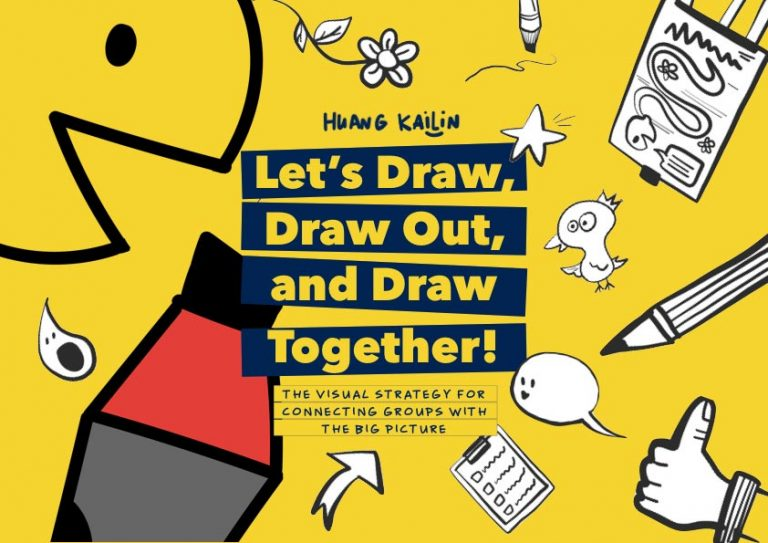 Let's Draw, Draw Out, and Draw Together (E-BOOK edition)