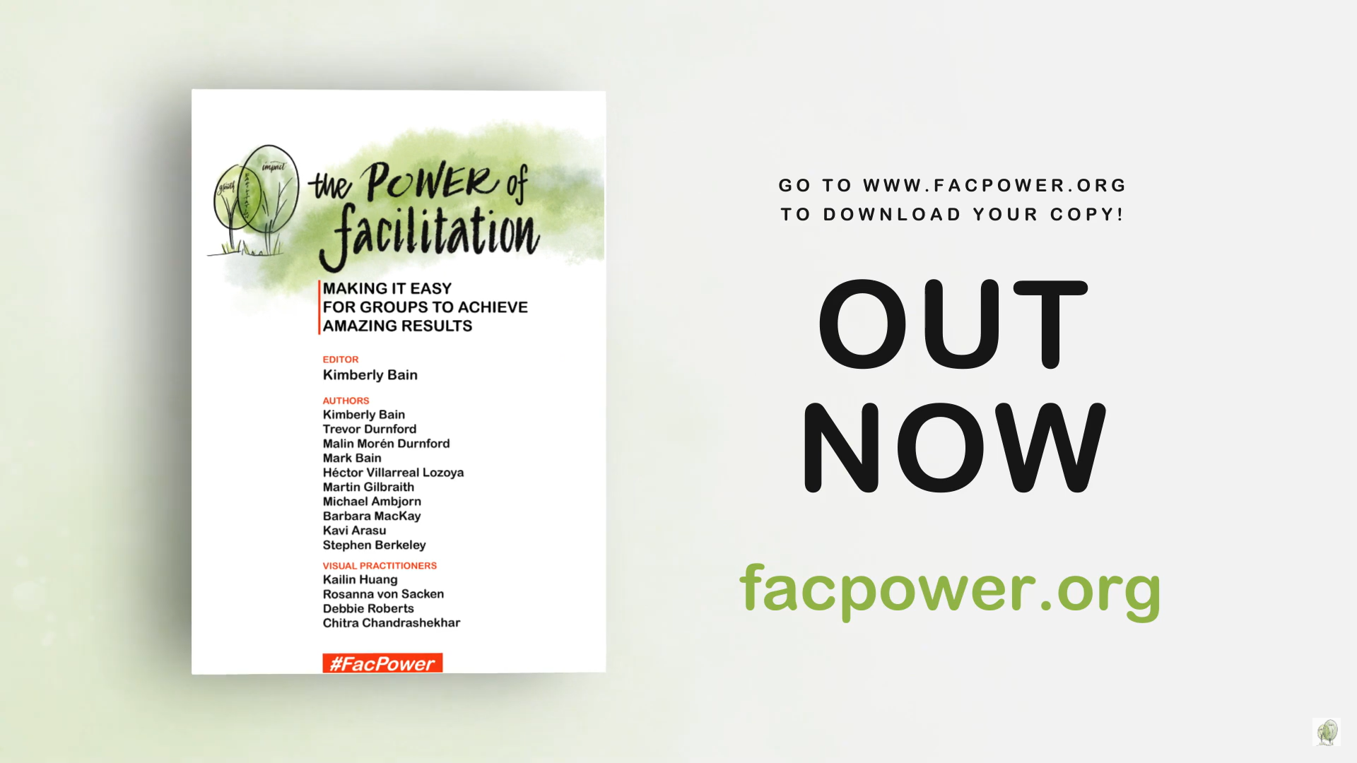 Read more about the article Book Visuals: The Power of Facilitation